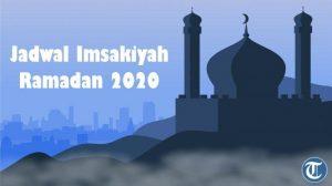 Jadwal Imsakiyah Yogyakarta, Solo, Semarang, dan Sekitarnya Senin, 11 Mei 2020, Dilengkapi Doa Puasa