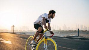 Manfaat Bersepeda Setiap Hari, Bisa Membangun Kekuatan Tubuh hingga Memperkuat Otot