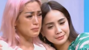Mengaku Pernah Beselisih dan Kini Baikan, Benarkah Nagita Slavina Ogah Peluk Jessica Iskandar?